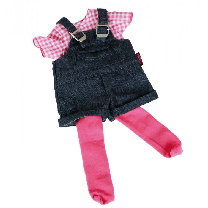 Куклы и одежда для кукол Gotz Набор одежды с джинсовым комбинезоном