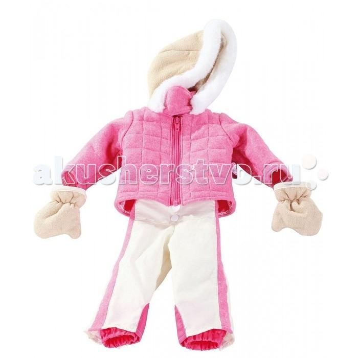 Куклы и одежда для кукол Gotz Набор зимней спортивной одежды 45 см куклы и одежда для кукол gotz мини маффин 22 см