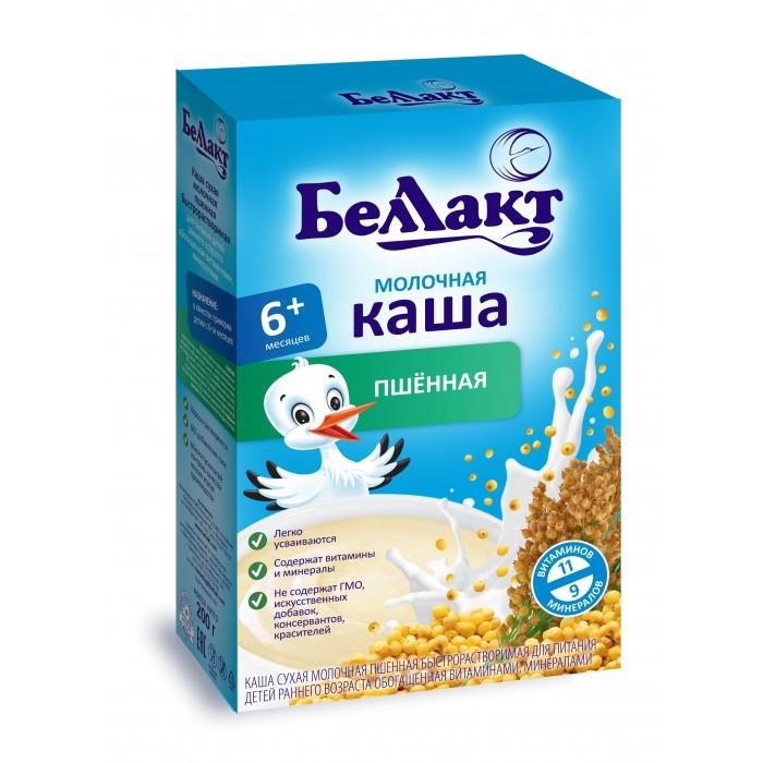 Каши Беллакт Молочная Пшенная каша с 6 мес., 200 г рязанские просторы клетчатка топинамбура 200 г