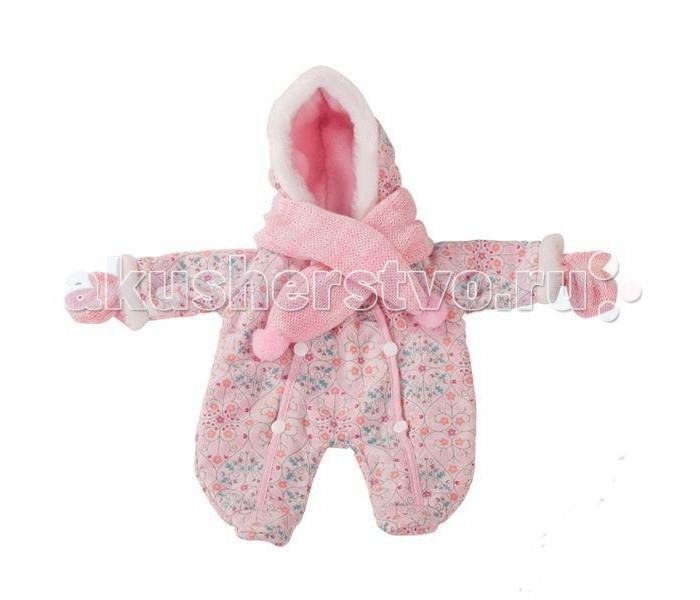 Куклы и одежда для кукол Gotz Комбинезон для куклы куклы и одежда для кукол vestida de azul оливия в розовом костюме 30 см