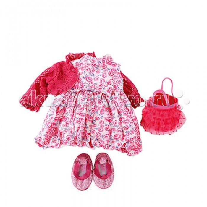 Куклы и одежда для кукол Gotz Набор летней одежды и аксессуаров куклы и одежда для кукол gotz мини маффин 22 см
