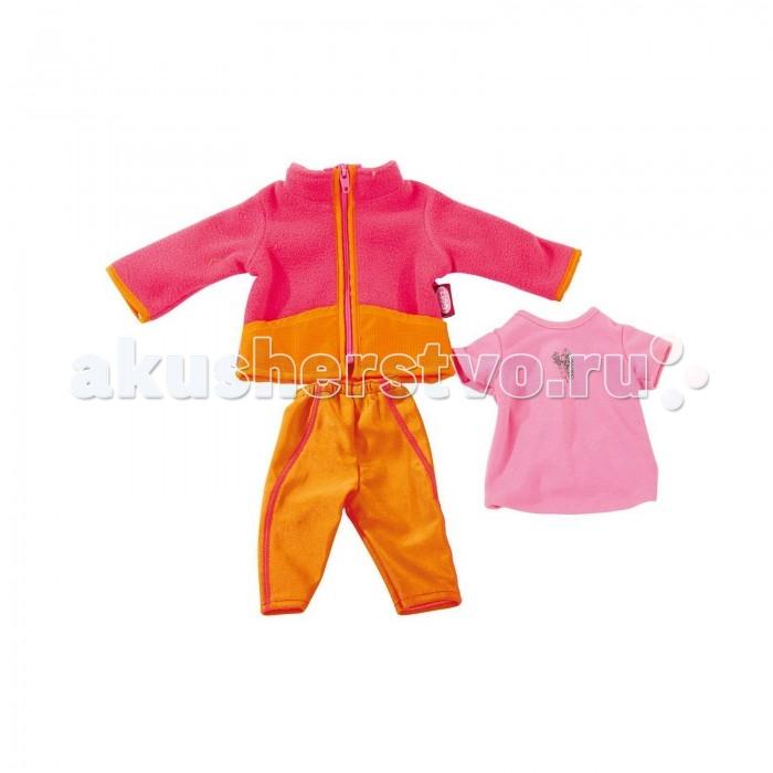 Куклы и одежда для кукол Gotz Набор спортивной одежды куклы и одежда для кукол gotz мини маффин 22 см