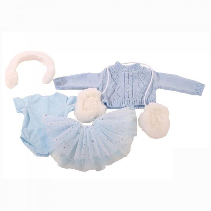 Куклы и одежда для кукол Gotz Набор зимней спортивной одежды (5 предметов)