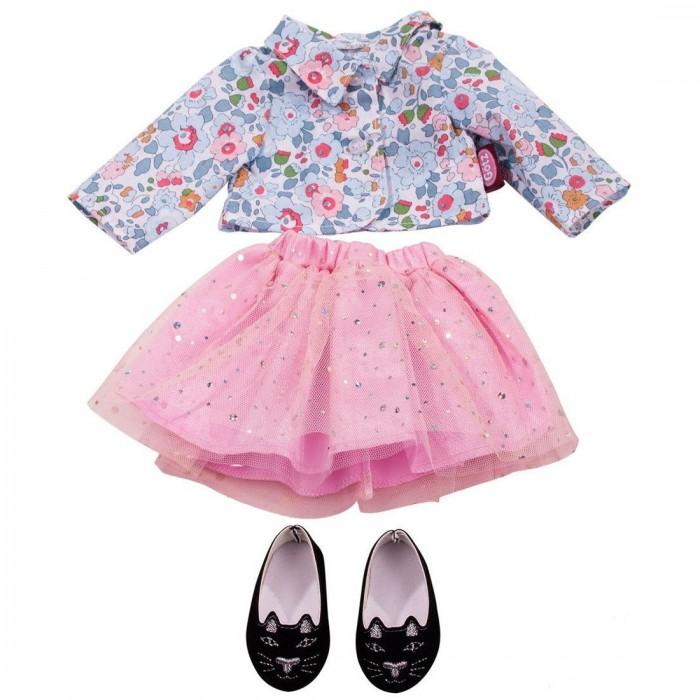 Куклы и одежда для кукол Gotz Набор одежды для праздника куклы и одежда для кукол gotz мини маффин 22 см