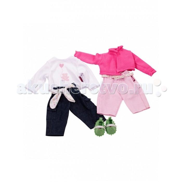 Куклы и одежда для кукол Gotz Набор одежды 3402734 куклы и одежда для кукол gotz мини маффин 22 см