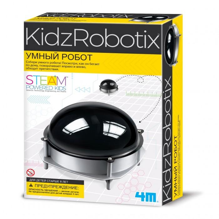 Купить Наборы для опытов и экспериментов, 4М Набор Умный робот 00-03272