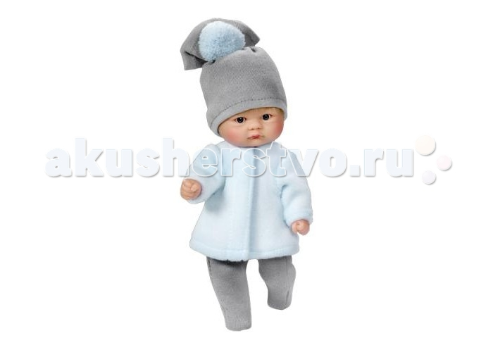 Куклы и одежда для кукол ASI Кукла - пупсик 20 см 114021 куклы и одежда для кукол весна озвученная кукла саша 1 42 см