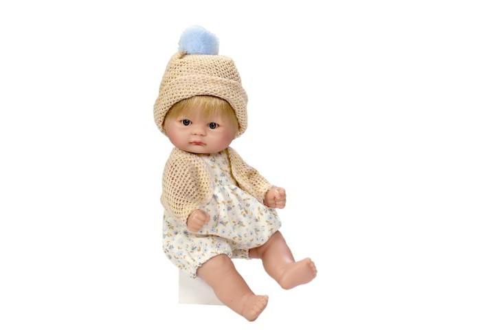 Куклы и одежда для кукол ASI Кукла - пупсик 20 см 114011 куклы и одежда для кукол весна озвученная кукла саша 1 42 см