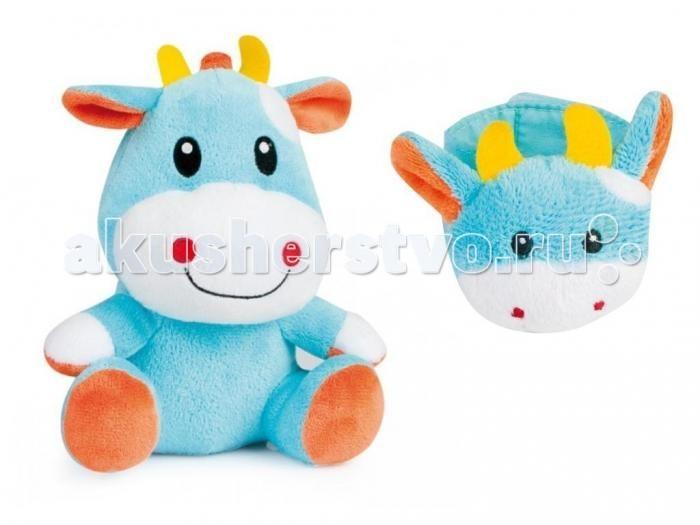Подвесные игрушки Canpol музыкальная Коровка 67/003, Подвесные игрушки - артикул:42894