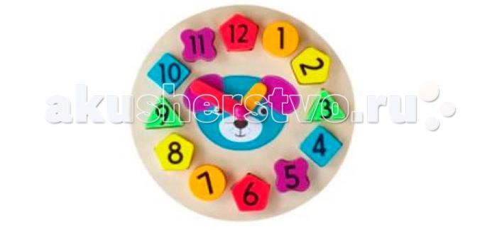 Деревянные игрушки Baby Mix Часы платье для собак dezzie рейси