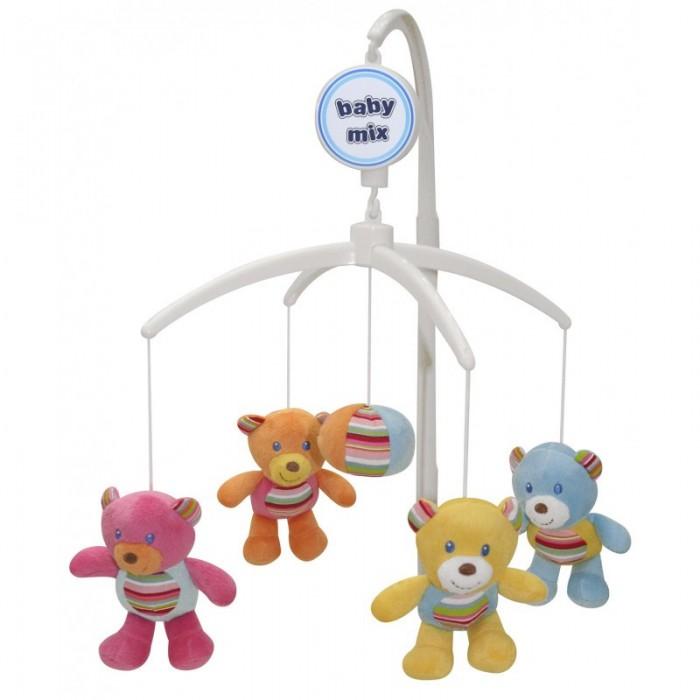 Мобили Baby Mix Цветные мишки, Мобили - артикул:428984