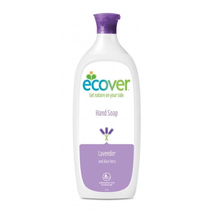 Косметика для мамы Ecover Экологическое жидкое мыло для мытья рук Лаванда 1 л