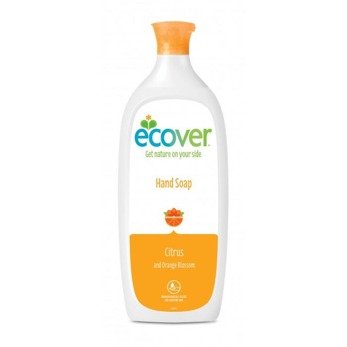 Косметика для мамы Ecover Экологическое жидкое мыло для мытья рук Цитрус 1 л гриль go garden event 44 50151