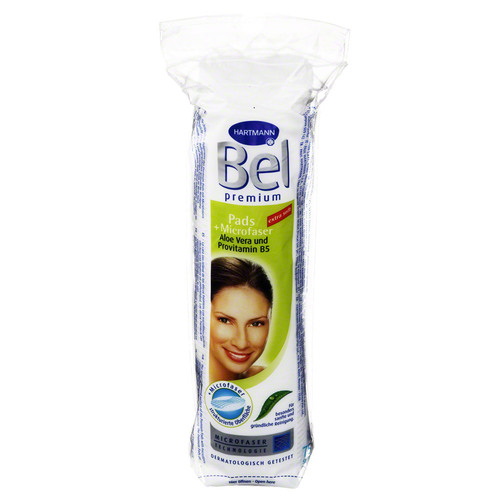 Гигиена для мамы Hartmann Bel Premium Круглые ватные диски 75 шт. ватные диски bella круглые