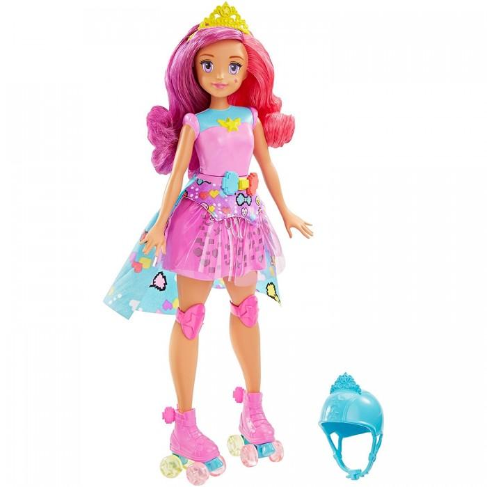 Куклы и одежда для кукол Barbie Кукла Виртуальный мир Повтори цвета куклы barbie кукла геймер из серии barbie и виртуальный мир