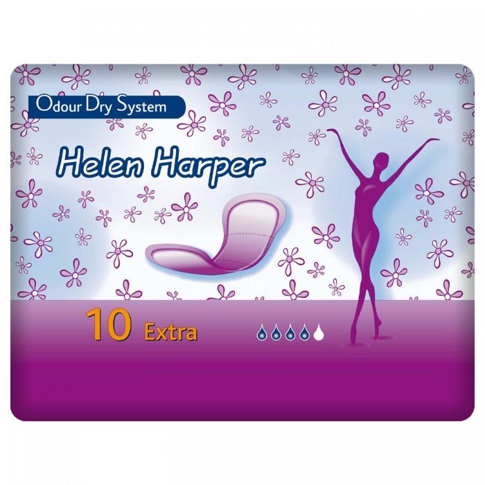 Гигиена для мамы Helen Harper Прокладки послеродовые/урологические Экстра M 10 шт. прокладки для ежедневной гигиены helen harper послеродовые microflex normal 12 шт