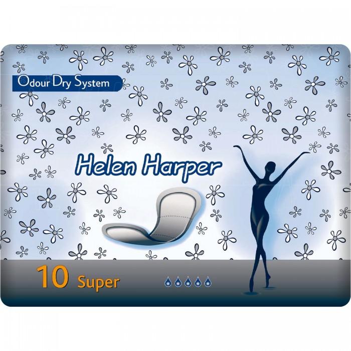 Гигиена для мамы Helen Harper Прокладки послеродовые/урологичесике Супер L 10 шт.