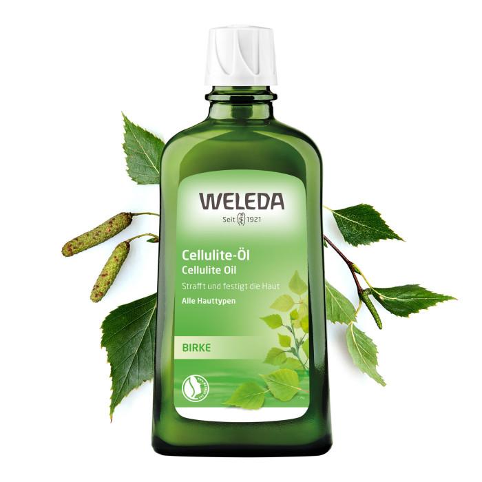 Weleda Березовое антицеллюлитное масло 200 мл от Weleda