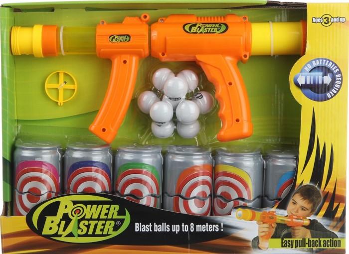 Игрушечное оружие Toy Target Игрушечное оружие Power Blaster игрушечное оружие jja дротики с мелом для wipe out 3 шт