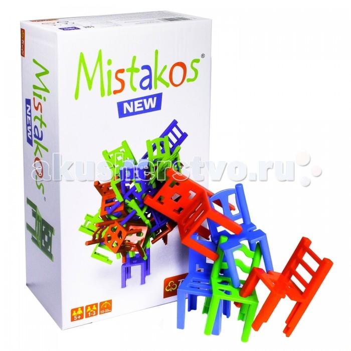 Настольные игры Trefl Настольная игра Мистакос Mistakos, Настольные игры - артикул:430554