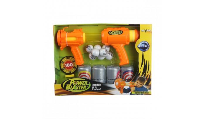 Игрушечное оружие Toy Target Игрушечное оружие Power Blaster 22014 недорого
