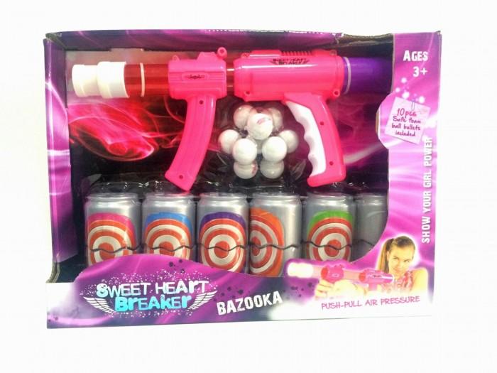 Игрушечное оружие Toy Target Игрушечное оружие Sweet Heart Breaker 22021 недорого