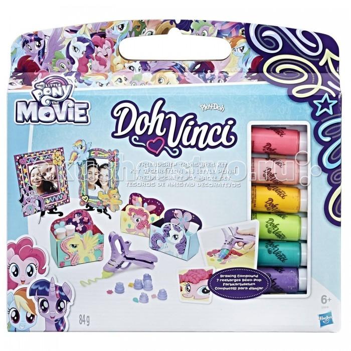 Наборы для творчества DohVinci Набор для творчества My Little Pony наборы для творчества eastcolight набор для исследований tele science 35 предметов