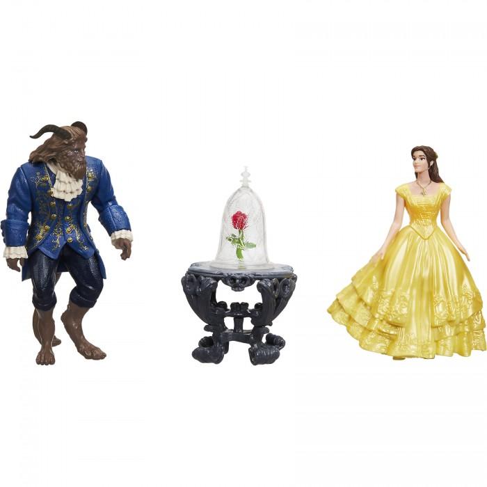 Игровые наборы Disney Hasbro Набор маленьких кукол Красавица и Чудовище красавица и чудовище dvd книга