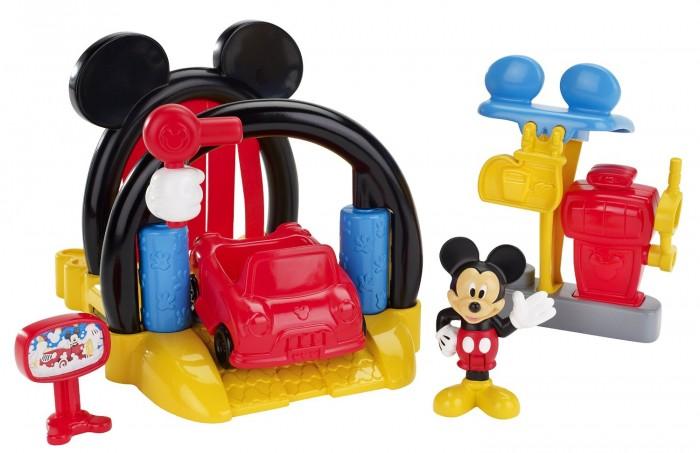 Игровые наборы Mattel Игровой набор Автомойка Микки Mickey Mouse Clubhouse игровые наборы esschert design набор игровой kg118