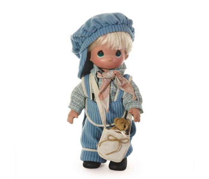 Куклы и одежда для кукол Precious Кукла Мальчики будут мальчиками блондин 30 см куклы и одежда для кукол precious кукла близко к сердцу 30 см