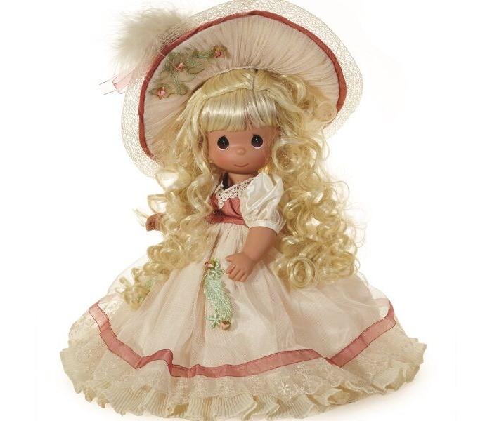 Куклы и одежда для кукол Precious Кукла Викторианское очарование блондинка 30 см куклы gulliver кукла дынька 30см