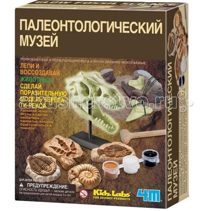 Наборы для творчества 4М Палеонтологический музей 00-03356