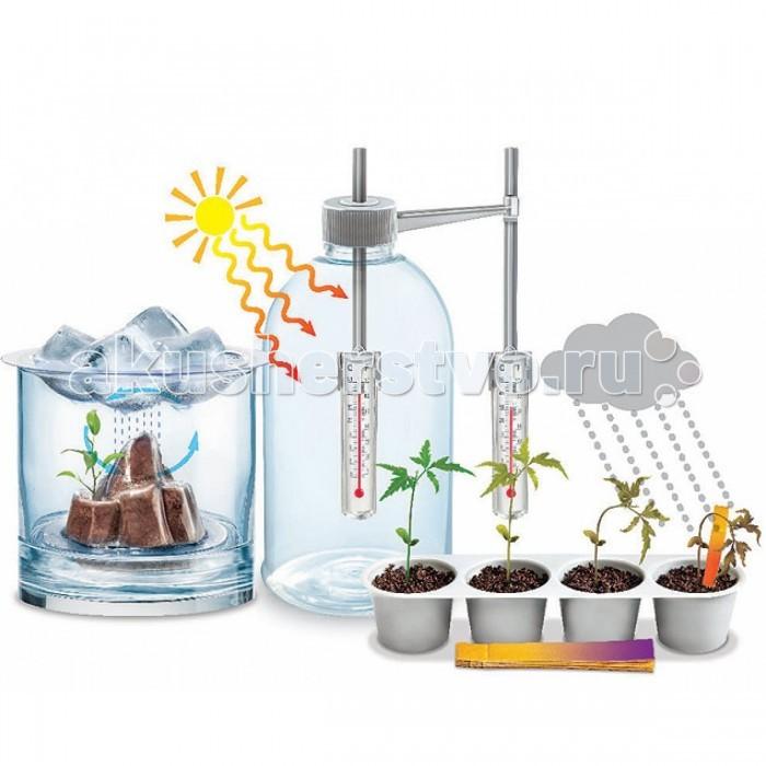 Наборы для творчества 4М Чудеса погоды 00-03402 4m настольный робокраб 4м
