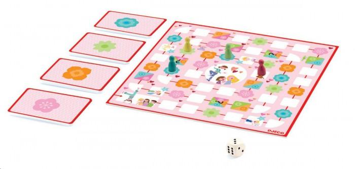 Игры для школьников Djeco Игра настольная Пижамная вечеринка djeco игра жили были… с 4 лет