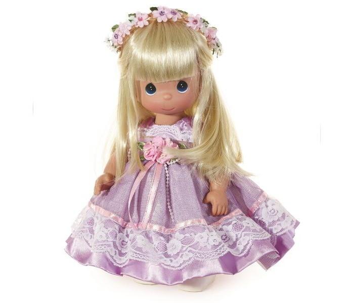 Куклы и одежда для кукол Precious Кукла Прекрасная в Лаванде блондинка 30 см куклы gulliver кукла дынька 30см
