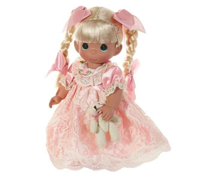 Куклы и одежда для кукол Precious Кукла Сахарок блондинка 30 см