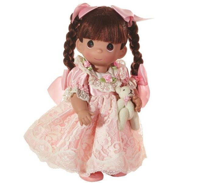 Куклы и одежда для кукол Precious Кукла Перчинка брюнетка 30 см куклы и одежда для кукол precious кукла босоногая брюнетка 30 см