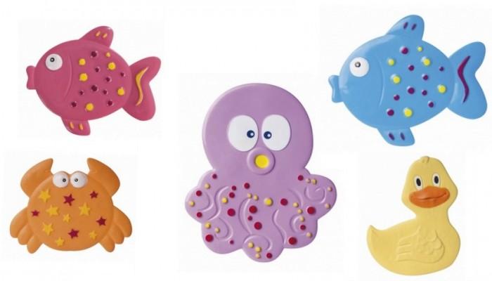 коврики для купания Коврики для купания Canpol Цветной океан 5 шт. 80/003