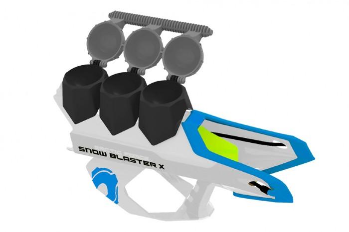 Зимние товары , Игрушки для зимы Wham-O Снежкобластер Snow blaster X арт: 432044 -  Игрушки для зимы