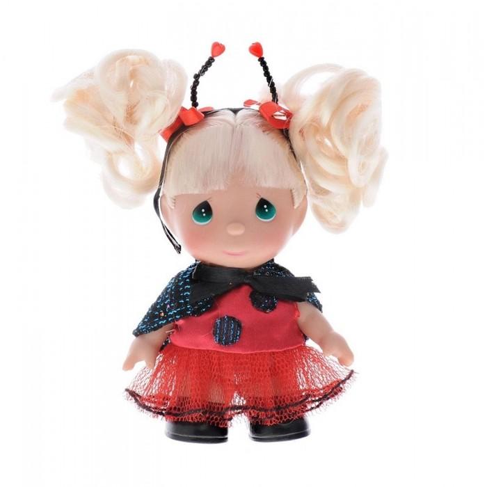 Куклы и одежда для кукол Precious Кукла Божья коровка 14 см кукла весна 35 см