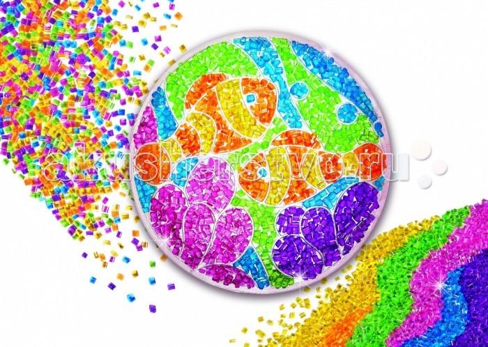 4М Набор Светящаяся мозаика 00-04596