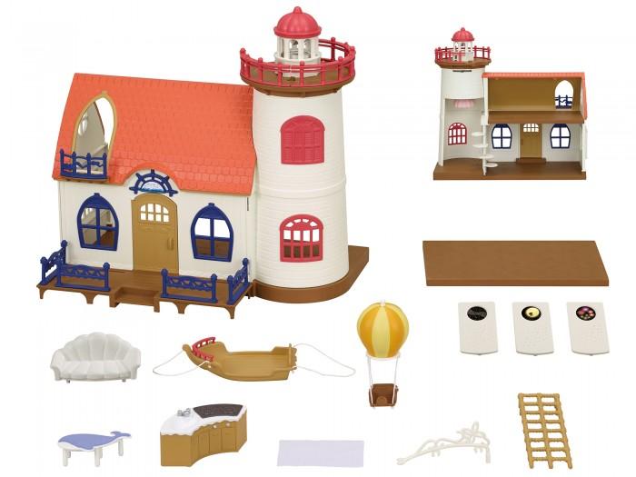 Кукольные домики и мебель Sylvanian Families Набор Маяк звездочета с проектором