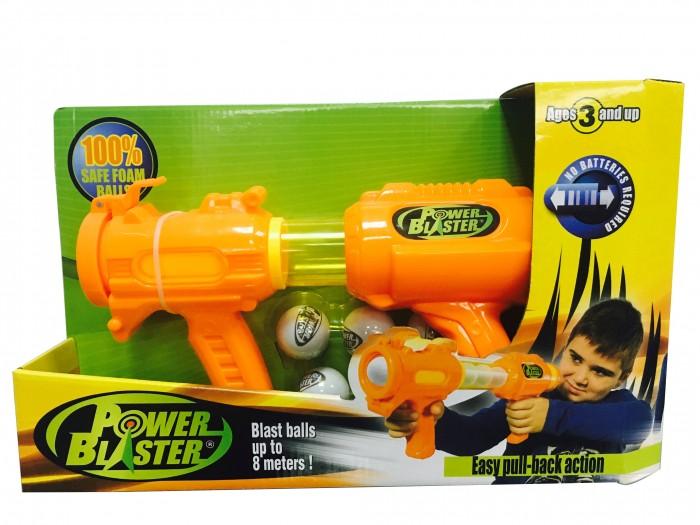 Игрушечное оружие Toy Target Игрушечное оружие Power Blaster 22015 недорого