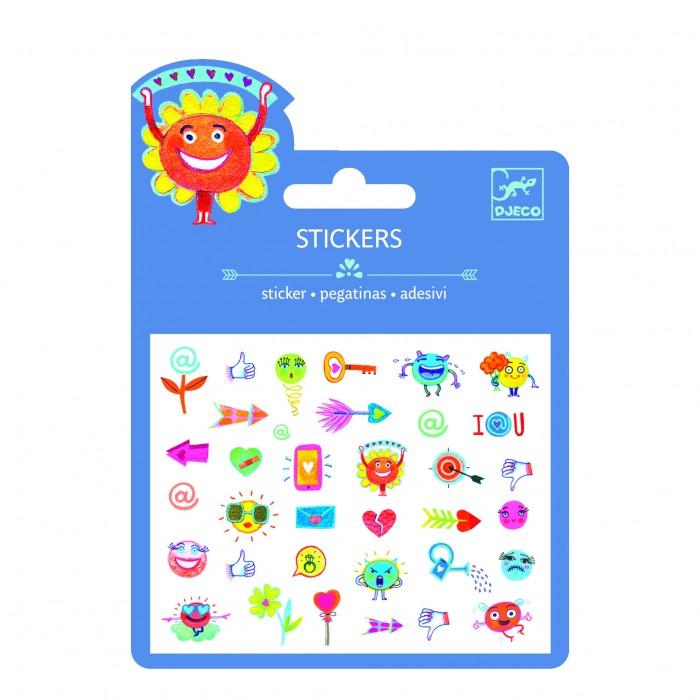 Детские наклейки Djeco Наклейки Символы матин и янтры защитные символы востока