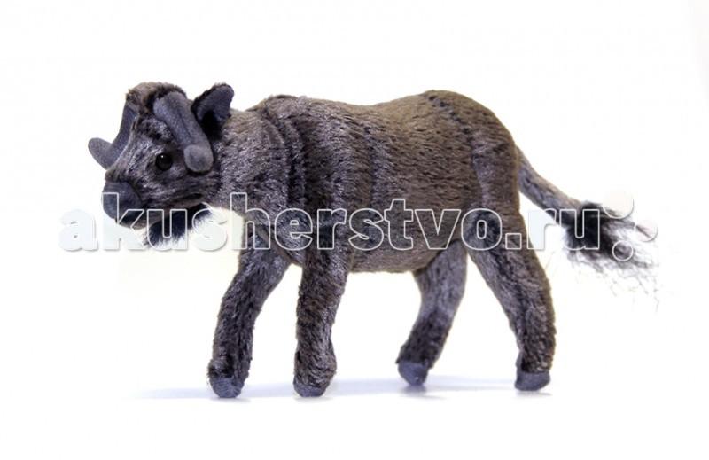 Мягкие игрушки Hansa Бык 16 см