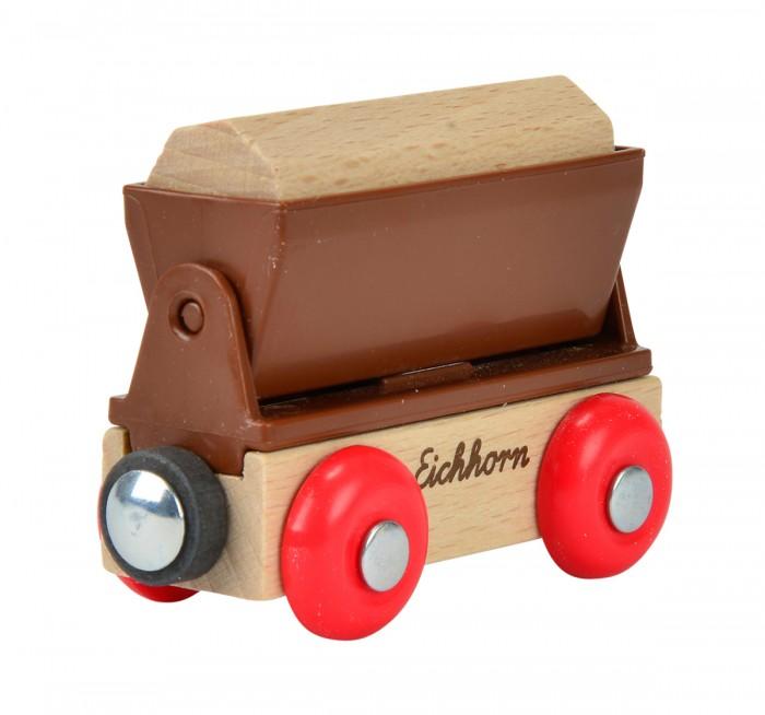 Железные дороги Eichhorn Грузовой вагон эксмо дети железной дороги эдит несбит