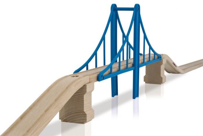 Железные дороги Eichhorn Висячий мост eichhorn рельсы радиусные