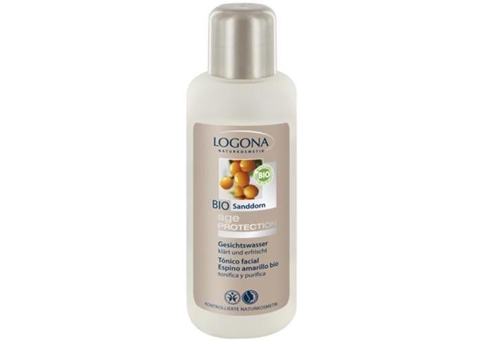 Товары для мамы , Косметика для мамы Logona Age Protection Тоник для лица против морщин с Био-облепихой арт: 433414 -  Косметика для мамы
