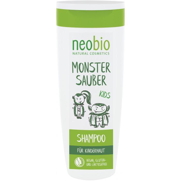 Косметика для новорожденных Neobio Детский шампунь c Био-алоэ и Био-календулой косметика для новорожденных neobio детский шампунь гель для волос и тела с био алоэ и био календулой