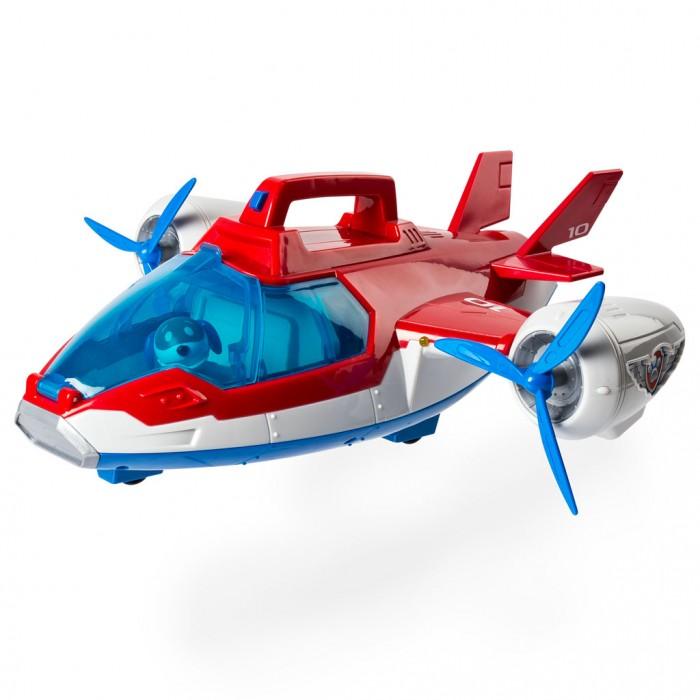 Вертолеты и самолеты Щенячий патруль (Paw Patrol) Самолет спасателей paw patrol 16618 щенячий патруль набор из 3 щенков с рюкзаком трансформером в ассортименте